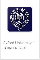 Oxford University | Jatinder Jyoti